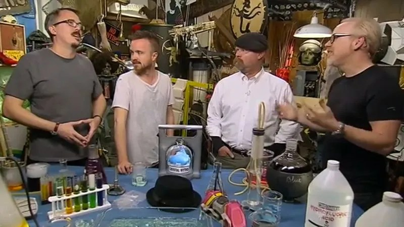 Watch The Full MythBusters Breaking Bad Special