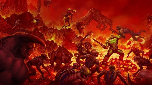iPhone: Illustration for article titled Sign Up Now to Play DOOM on Your iPhone Later This Year