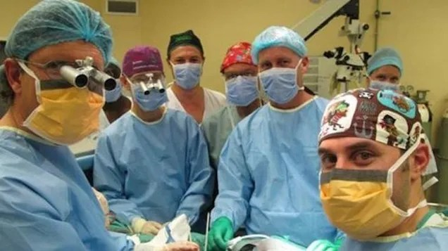 """South African Surgeons Claim """"First Successful"""" Penis Transplant. Is It?"""