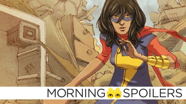 edde5396cd4a05526235d8b4effaeabd New Ms. Marvel Set Pictures Tease Kamala's Heroic Costume | Gizmodo