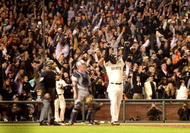 Barry Bonds Was An Alien God Who Destroyed Space-Time To Bring Us Joy