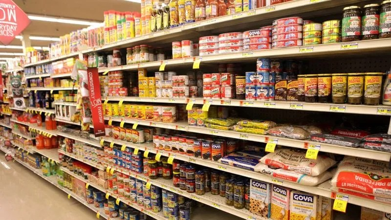 Aisle Of Hispanic Food Items All Man Needs To Know About