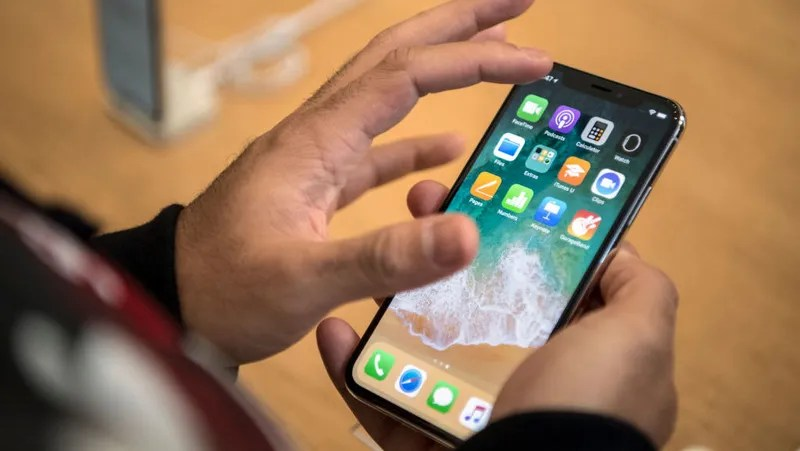 Image result for iPhone X gestures