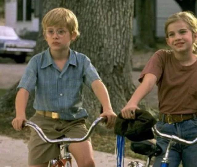 Macaulay Culkin And Anna Chlumsky In My Girl Screenshot