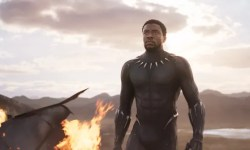 The entertaining and impressiveBlack Panther breaks from the Marvel components