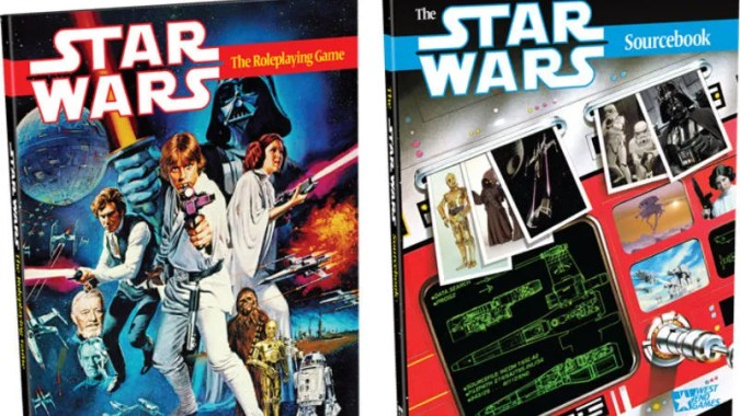The Insanely Influential Star Wars Sourcebook and Roleplaying Game     All Images  Fantasy Flight Games