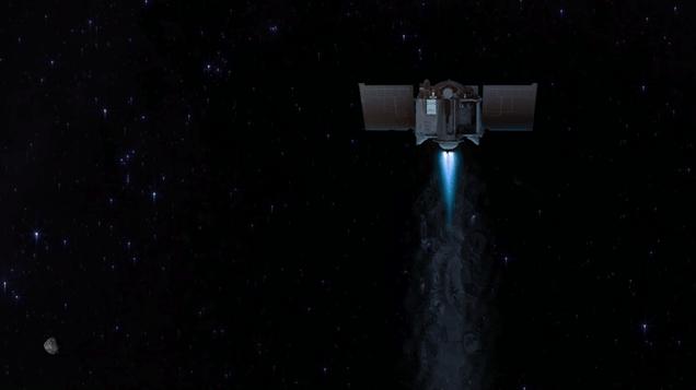 gnem1sdi32jp0vku4tti Goodbye, Asteroid Bennu, It's Been Real | Gizmodo