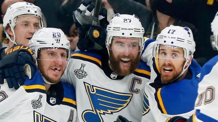 St. Louis Blues gewinnen Stanley Cup in Spiel 7 durch Demütigung einiger Verlierer, die mit Jordan Binnington nicht fertig werden können