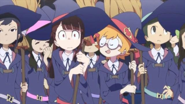 Hasil gambar untuk Little Witch Academia