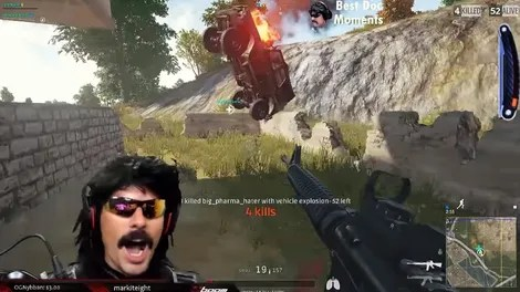 Popular Streamer Dr Disrespect Says He Was Unfaithful To Wife Will Take Time Off