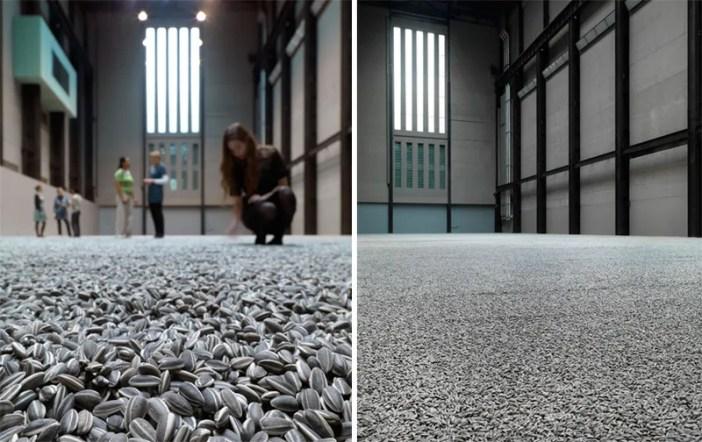 Resultado de imagem para Ai Weiwei, Sunflower Seeds