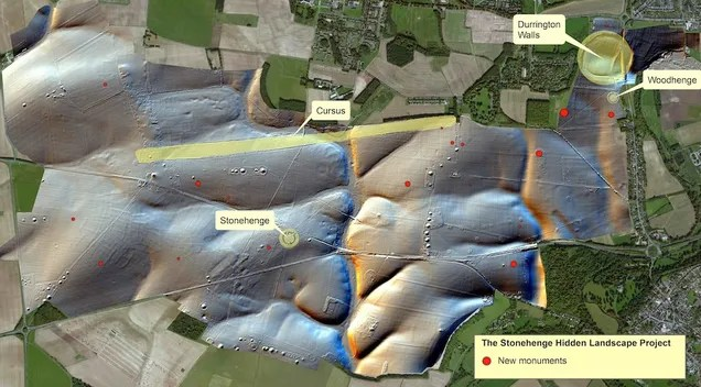 Archaeologists Have Made An Incredible Discovery At Stonehenge