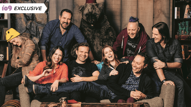 The Cast of Critical Role on Why They Love Roleplaying Games