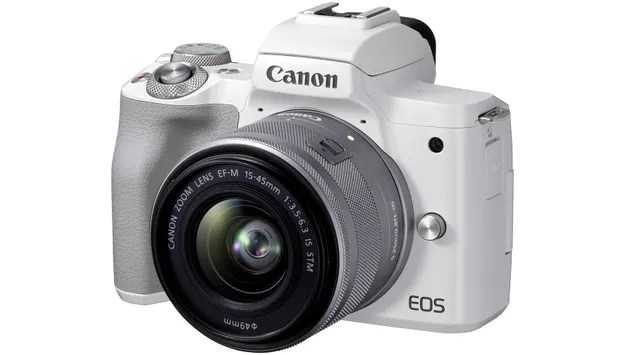 gx9kc6pc2cdxozfryhyk Canon's New EOS M50 Mark II Is a Mirrorless Cam for YouTubers | Gizmodo