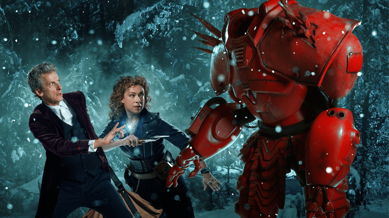 The Doctor Who Christmas Special Gets a Name—And a New Sonic Screwdriver!