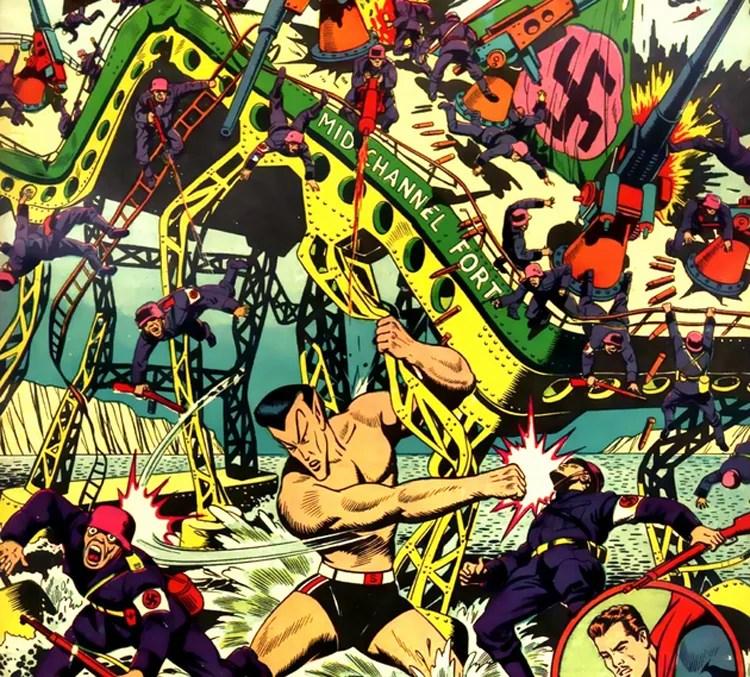 In Defense of Namor the Sub-Mariner