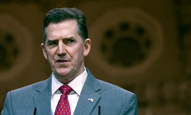 Jim DeMint Says There's No Way the Federal Government Freed the Slaves