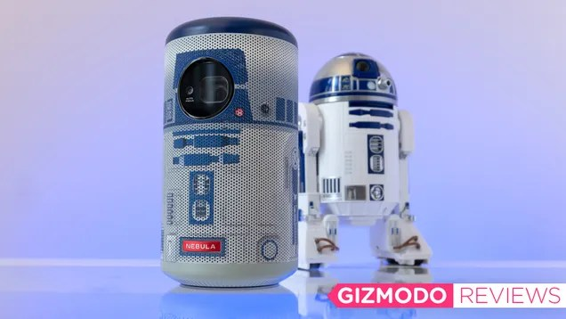 fqxtcp67lkuok3tmawgj Anker's R2-D2 Mini Projector Is Adorable but Flawed | Gizmodo