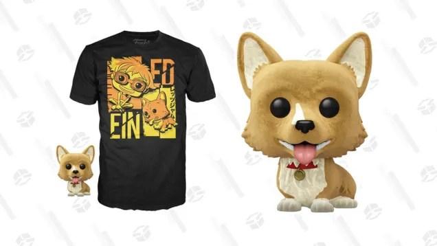 u1dfidxhzb0xvsizdslq The New York Comic Con Funko Drops Are Here and Gamestop Gets This Adorable Ein T-Shirt Combo   Gizmodo