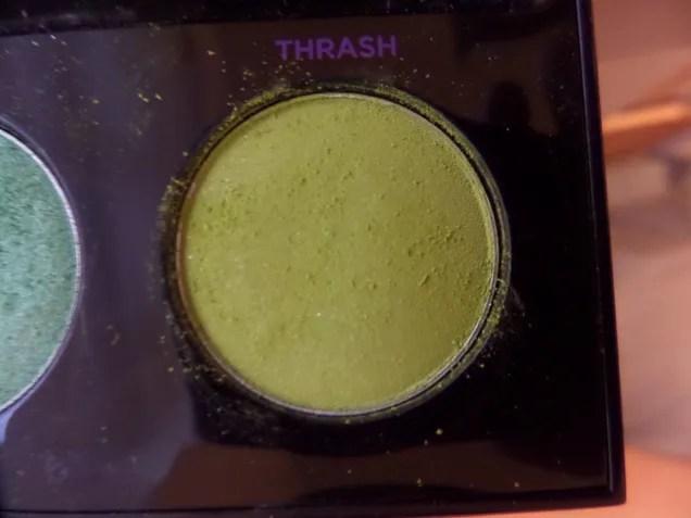Peacock inspired makeup tutorial