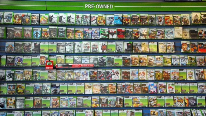 Xbox One Games Can Be Traded In  If The Publisher Enables It After much waffling  Microsoft finally delivers a concrete answer on the  ability to trade in or resell your used Xbox One games     it s not up to  them