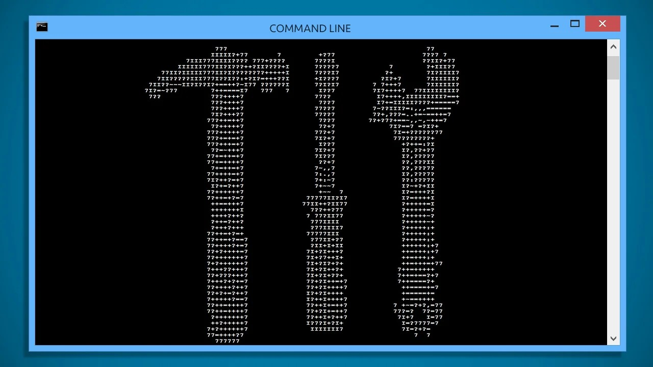 how to fix if command line utility crashed
