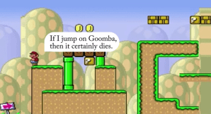 No, This Artificially Intelligent Super Mario Is Not Self-Aware