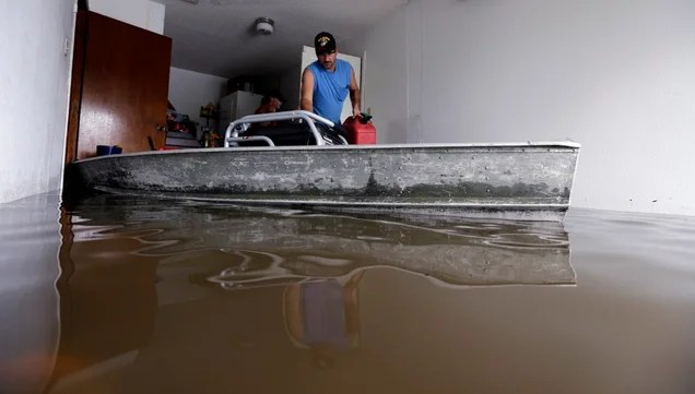 FBI Probes FEMA After Allegations of Flood Map Fixing
