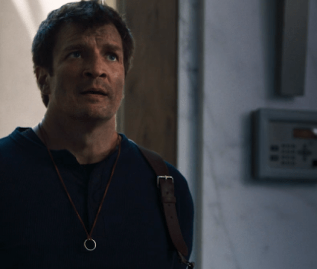 After Years Of Demand Nathan Fillion Finally Gets To Become Nathan Drake In Uncharted Image Allan Ungar