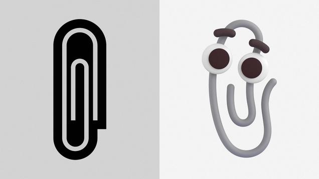 fa2092274d2b38d27260034f7ce3d46c Microsoft Memorializes Clippy by Making It an Emoji | Gizmodo