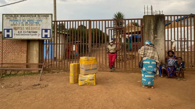zcow6anah5ur1uobrqgy Ebola Has Returned to Africa and Officials Are Racing to Contain It | Gizmodo