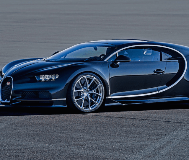 The Incredible Tech In The New Bugatti Chiron The Worlds Most Powerful Production Car