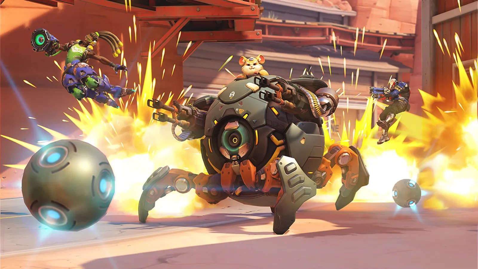 Hammond Debuts In Overwatch Pro Scene With Mixed Results