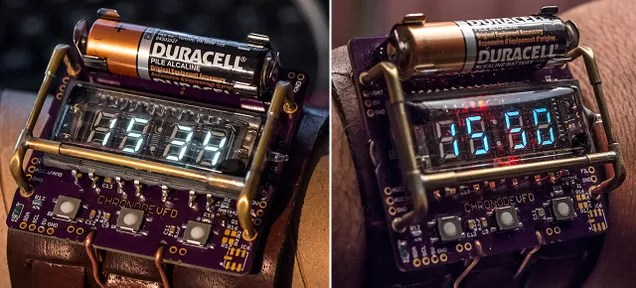 This Retro Watch Has a Simple Solution to Battery Life For Wearables