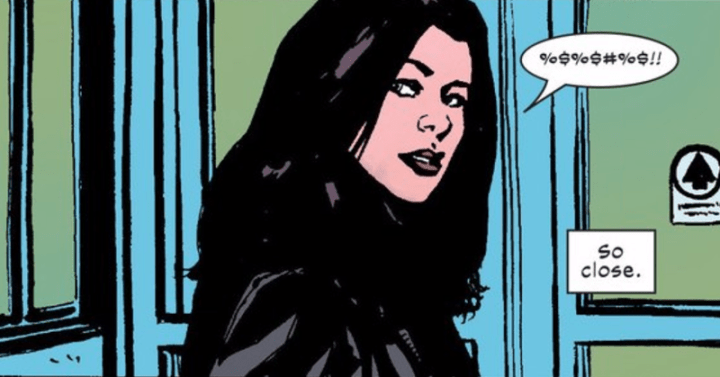 Image result for jessica jones comic