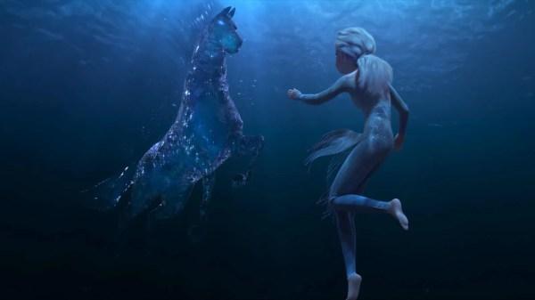 The Newest Frozen Sequel Trailer Is Enchanting and Dangerous