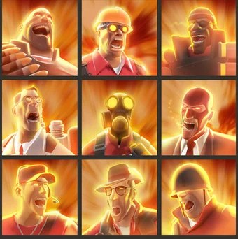 Team Fortress 2 Skeletonized For Final L4D2 Push
