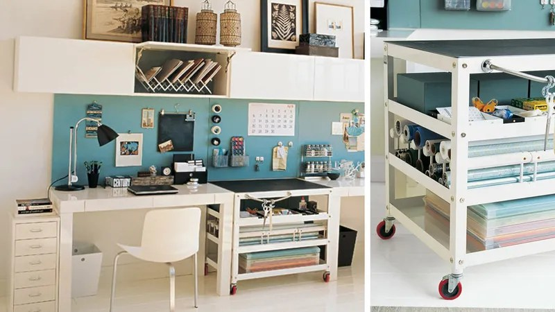 The Well Organized Shared Workspace