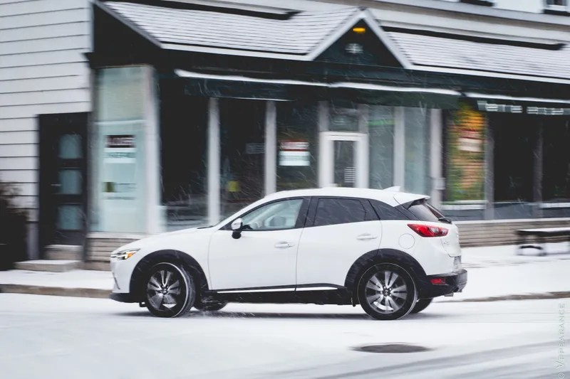 The Mazda CX-3 is a Very Fun to Drive Car