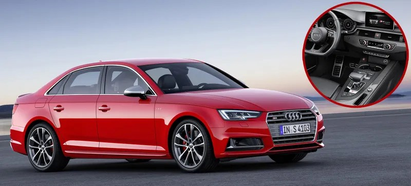 Illustration For Article Titled The New Audi S4 No Longer Has A Dual Clutch Transmission