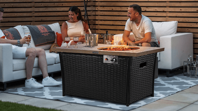 udm4h1scl9unlmwtxbsb Enjoy the Outdoors (Someday, Hopefully) with $230 off Tacklife's Beautiful Fire Pit Table | Gizmodo