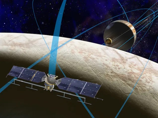 Here Are The 9 Instruments We'll Use To Reveal The Secrets Of Europa