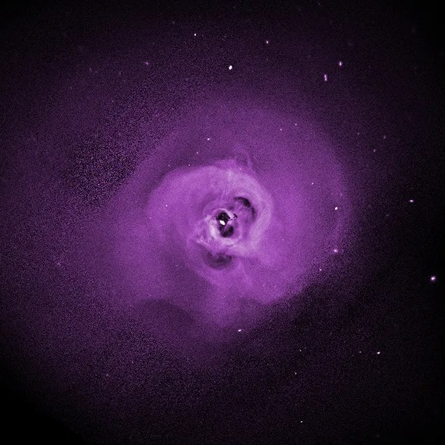 The Perseus Galaxy Cluster Reveals Something Astonishing in X-Rays