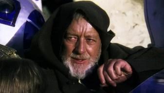 Image result for alec guinness in star wars