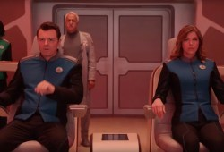 The Orville fails to make a robust case for its existence in a tepid collection premiere