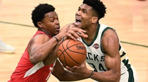 Raptors Defense Pushes Bucks To The Toilet's Edge In Game 5 Upset