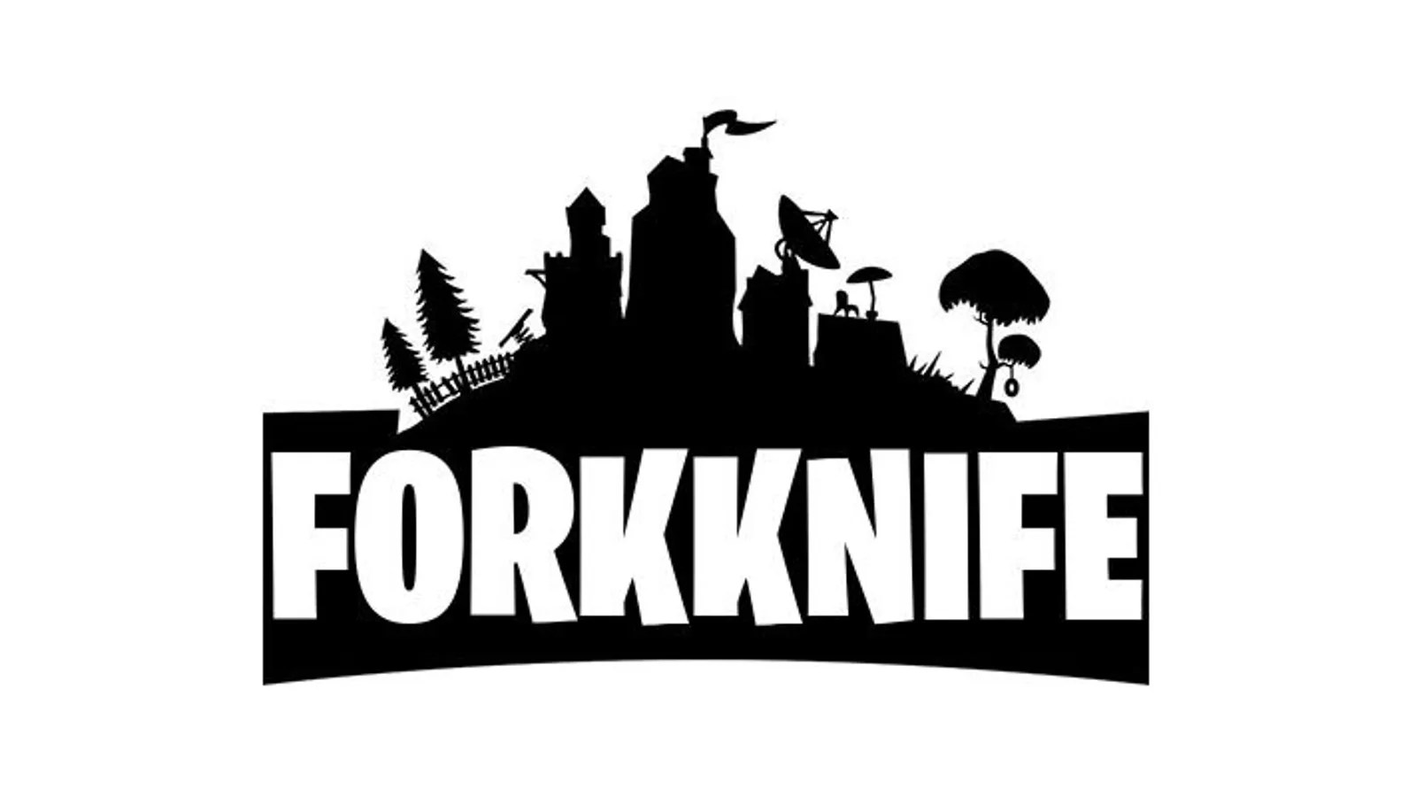 Teenagers Love The Hot New Game Fork Knife