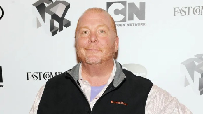 Illustration for the article entitled Mario Batali has been accused of indecent assault