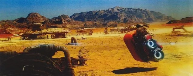 It's A Bantha Hoard Of Awesome Star Wars: Episode VII Concept Art!