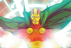 Mister Miracle spirals uncontrolled in his dazzling new comedian